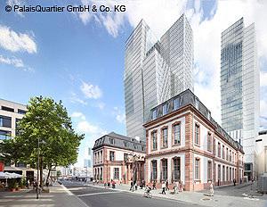 PalaisQuartier Frankfurt