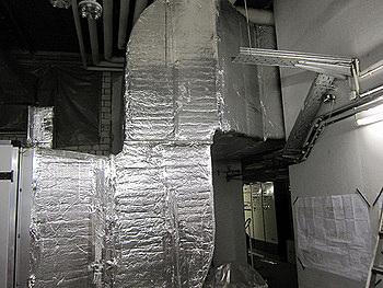 Bild zum Vergrößern anklicken - Wärmedämmung